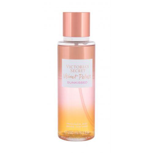 Victoria´s secret velvet petals sunkissed spray do ciała 250 ml dla kobiet