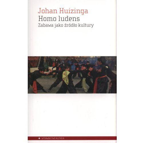 Homo ludens Zabawa jako źródło kultury (9788362858095)