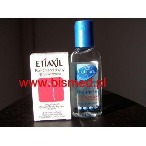 Etiaxil Roll-on pod pachy, antyperspirant, skóra normalna, 12,5 ml
