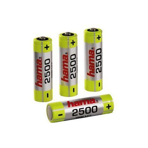 Hama Bateria  akumulatory nimh 4 x aa 2500 mah