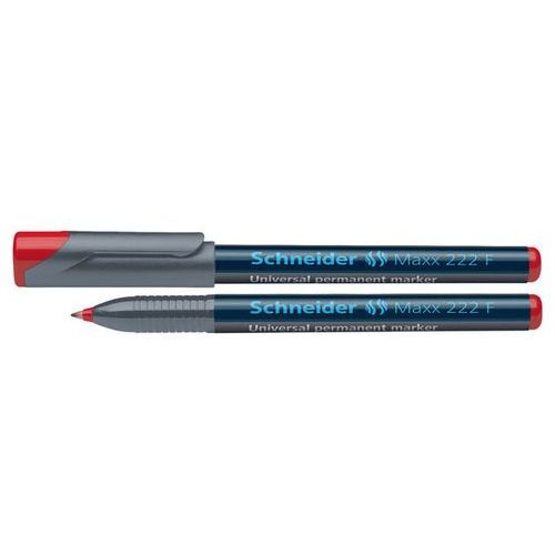 Schneider foliopis ohp f, 0,7mm, czerwony