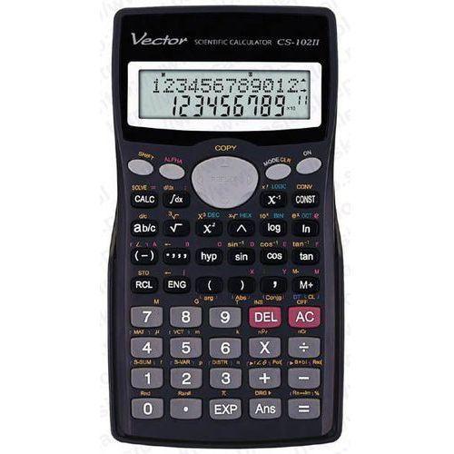 Kalkulator VECTOR CS-102. Najniższe ceny, najlepsze promocje w sklepach, opinie.