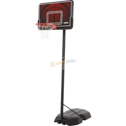 Stojak do koszykówki lifetime memphis 90064 (czarno-czerwony), marki Lifetime basketball