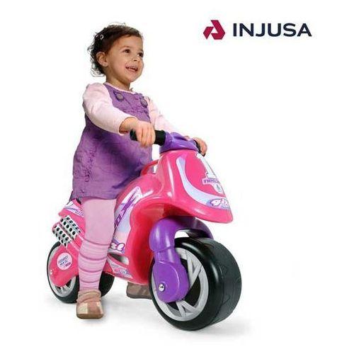 Injusa motocykl biegowy neox girl (8410964019024)