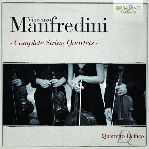 Complete String Quartets (5028421947860)