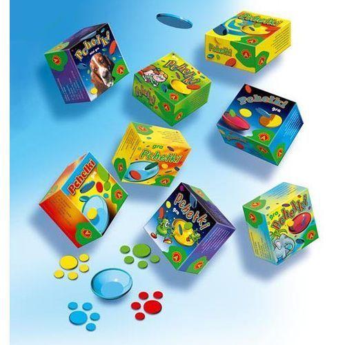 Alexander  gra pchełki; małe 8 rodz. (0150) (5906018001501)