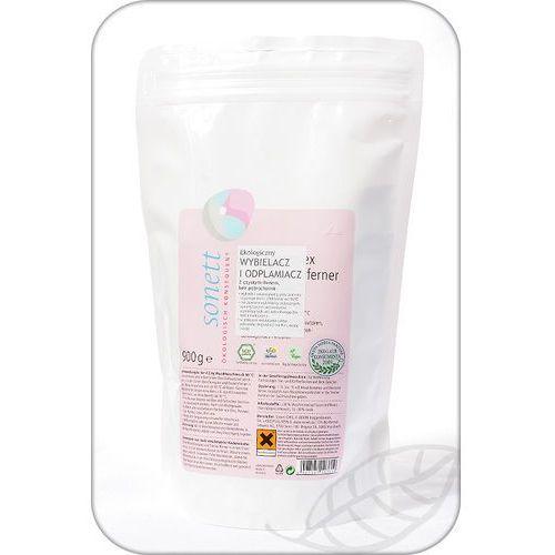 Sonett Ekologiczny wybielacz/odplamiacz 900 g (opakowanie uzupełniające) (4007547103719)