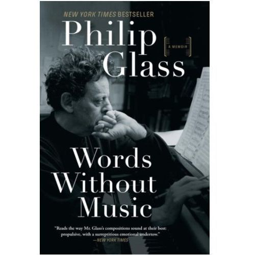 Words Without Music - A Memoir (9781631491436)