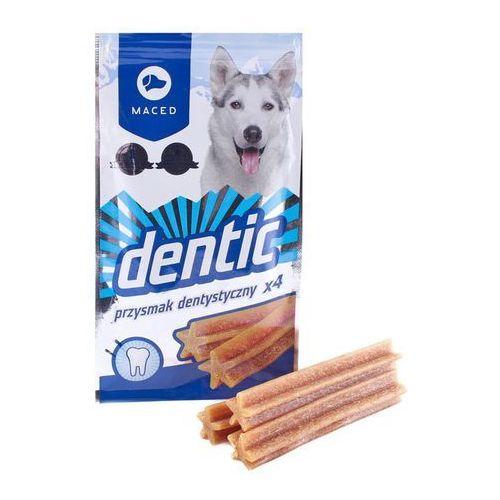 MACED Dentic przysmak dentystyczny 4 szt - 80 g (5907489312417)