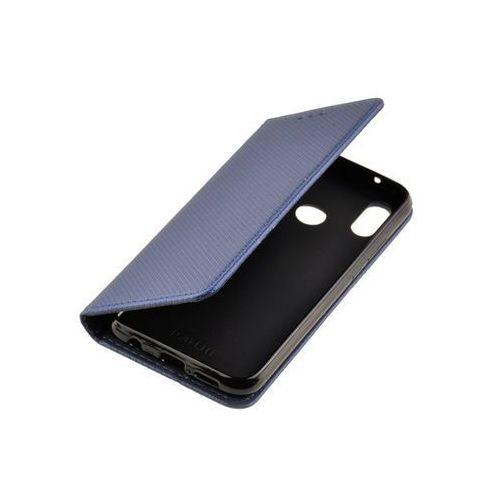 Etui smart w2 do huawei p20 lite niebieski - niebieski marki Zalew mobile
