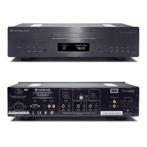 azur 851c - czarny - czarny marki Cambridge audio