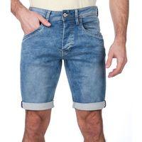 Pepe jeans szorty męskie track 33 niebieski