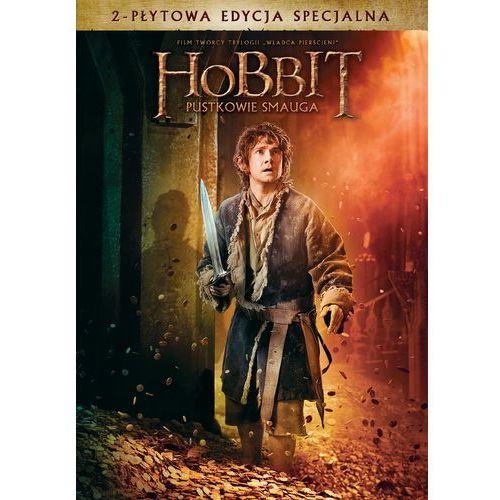 Galapagos Hobbit: pustkowie smauga. edycja specjalna (2 dvd) (7321909329850)