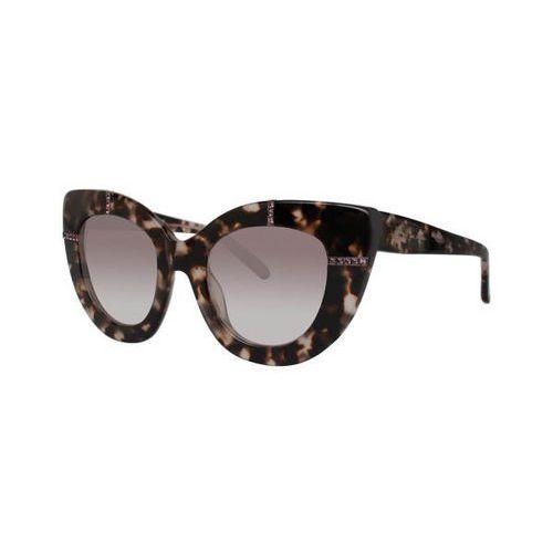 Vera wang Okulary słoneczne taddea blush tortoise