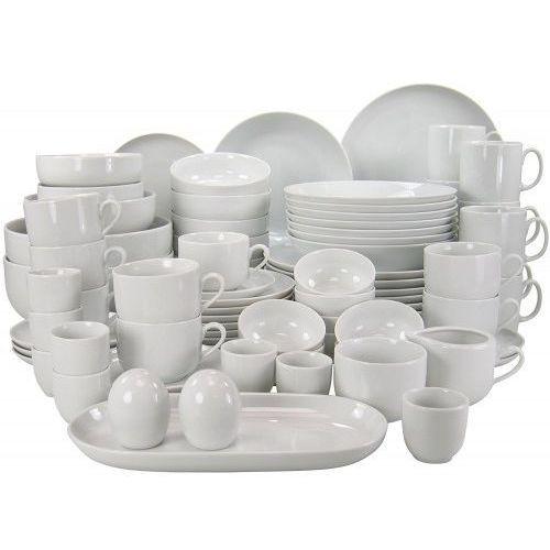 Creatable Atelier Serwis obiadowo - kawowy 80el biały