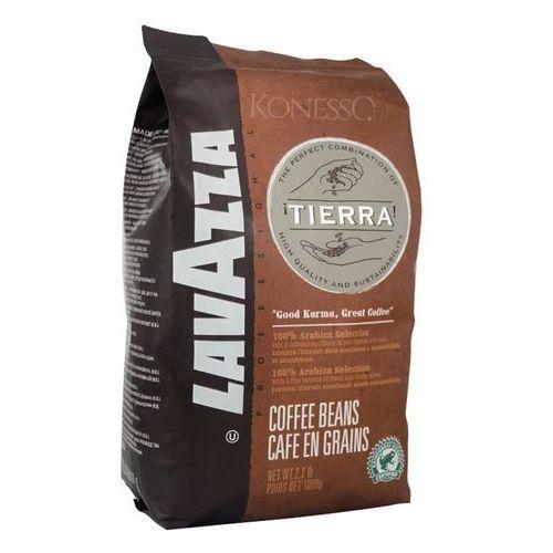 OKAZJA - tierra 1kg kawa ziarnista marki Lavazza