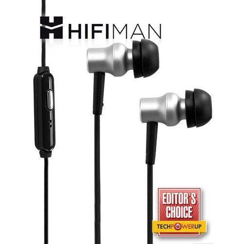 Słuchawki dokanałowe HiFiMAN RE400a ANDROID z mikrofonem