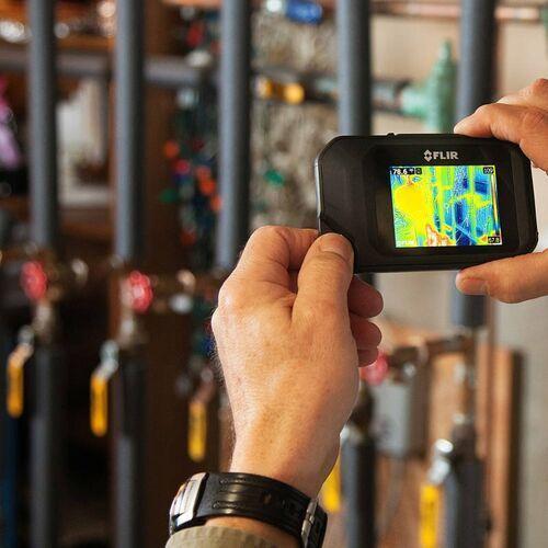 Flirone Kamera termowizyjna flir msx wifi 80x60px 150stc, c3