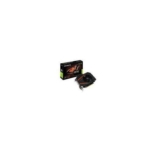 OKAZJA - Karta graficzna Gigabyte GeForce GTX 1060 MINI ITX OC 3GB GDDR5 (192 Bit) HDMI, 2xDVI, DP, BOX (GV-N1060IXOC-3GD) Darmowy odbiór w 20 miastach!, GV-N1060IXOC-3GD