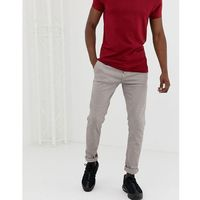 Replay hyperflex chino in stone - beige