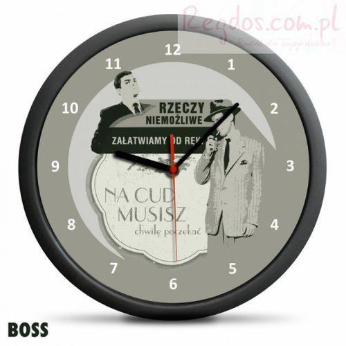 Zegar Retro - Rzeczy niemożliwe - produkt z kategorii- Gadżety
