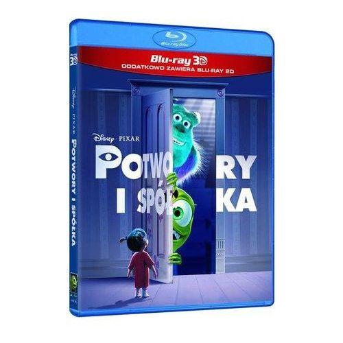 Film CDP.PL Potwory i spółka 3D Monsters, Inc z kategorii Filmy animowane