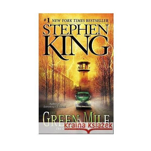 The Green Mile: The Complete Serial Novel (544 str.)