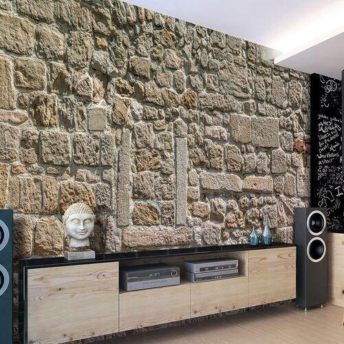 Fototapeta - ściana z kamieni marki Artgeist