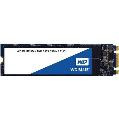 2280  blue 3d nand ssd m.2 2tb marki Wd