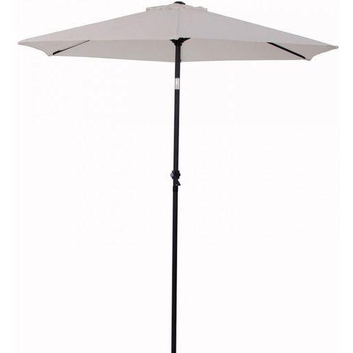 Makers parasol ogrodowy monaco, prosty 2,3 m, niebieski
