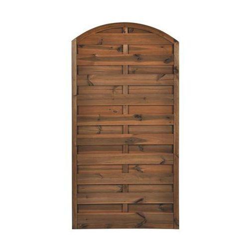 Naterial Płot szczelny 90x180 cm drewniany nive (5901171178671)