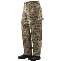 Spodnie tru tactic. ripstop teflon męsk mater 65% polye. 35% cotton długie multicam - 1299.006mc lx reg - multicam marki Tru-spec