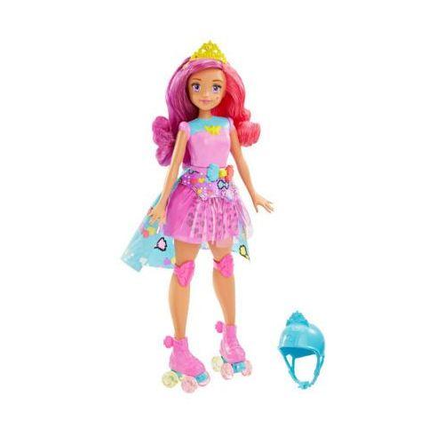 Barbie dtw00 video game hero barbie w świecie gier lalka z grą pamięciową 3+