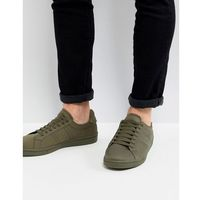 b721 tricot trainers in khaki - green, Fred perry