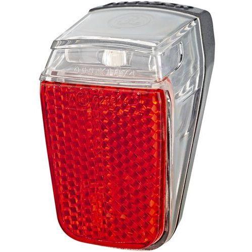 Trelock LS 631 Duo Top Oświetlenie czerwony/czarny 2018 Oświetlenie do rowerów elektrycznych
