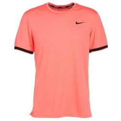 Nike Performance DRY FIT TOP TEAM TEE Tshirt basic lava glow/black (0884498307144)