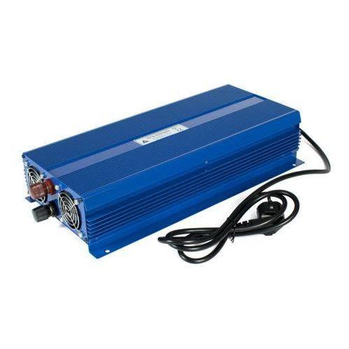 Zasilacz awaryjny UPS-2000SE 12VDC / 230VAC 2000W - ŁADOWANIE 6A - SINUS ECO MODE (5905279203099)