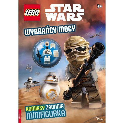 Lego Star Wars. Wybrańcy mocy (32 str.)