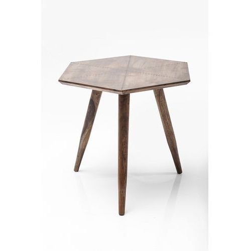 :: stolik tangram copper 50x50cm marki Kare design