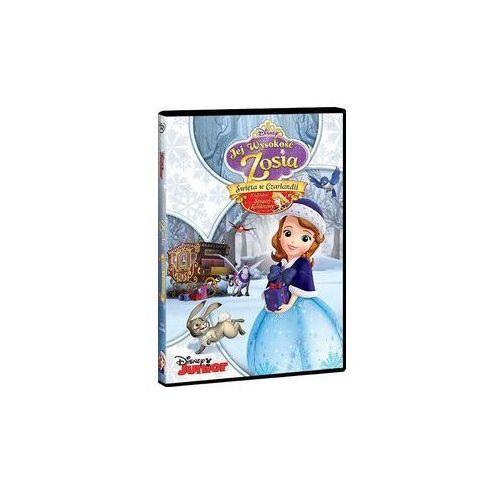Jej wysokość Zosia. Święta w Czarlandi [DVD] (7321917500388)