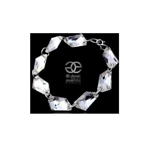 Arande Swarovski elegancka bransoletka crystal art srebro, kategoria: bransoletki