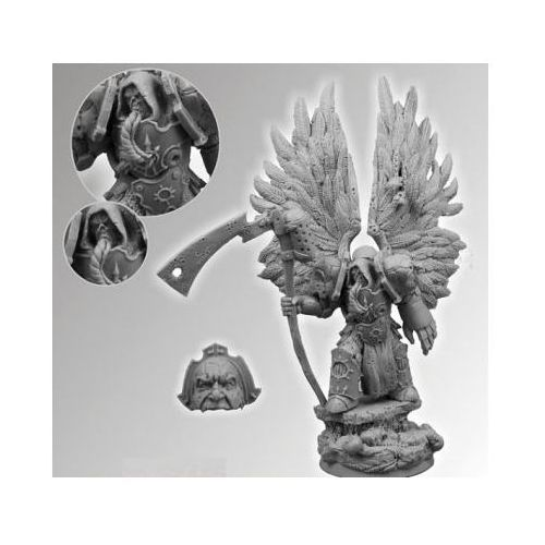 Scibor 28sf0074 - sf angel of death 28mm marki Scibor miniatures