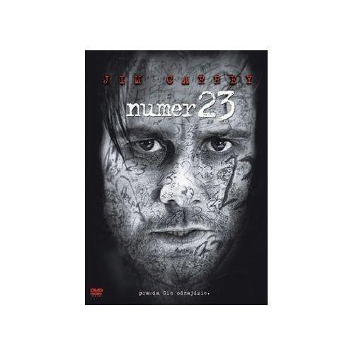Galapagos films Numer 23 (dvd) - joel schumacher od 24,99zł darmowa dostawa kiosk ruchu (7321910176108)