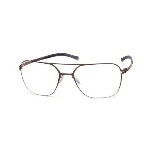 Okulary Korekcyjne Ic! Berlin M1310 Christoph P. Graphite