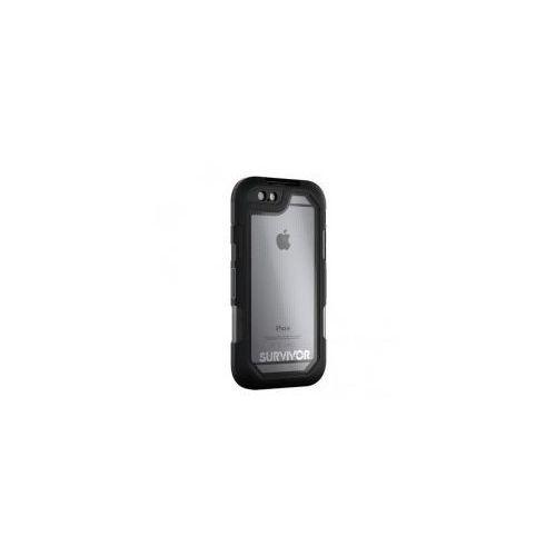 Griffin Etui pancerne  survivor summit iphone 6 / 6s plus, czarno przeźroczyste