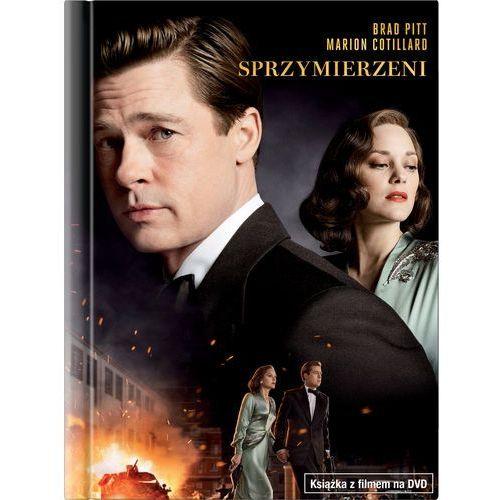 Sprzymierzeni (DVD) + Książka (5903570159480)