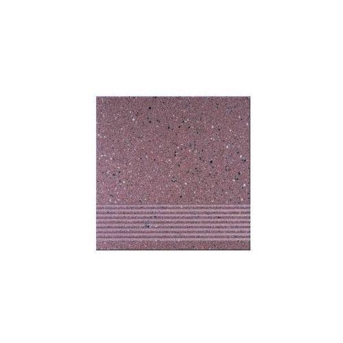 stopień gresowy Hyperion H6 terakota 29,7 x 29,7 (gres) OP074-016-1, OP074-016-1