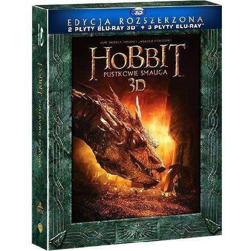 Galapagos Hobbit: pustkowie smauga 3d. edycja specjalna (3bd)