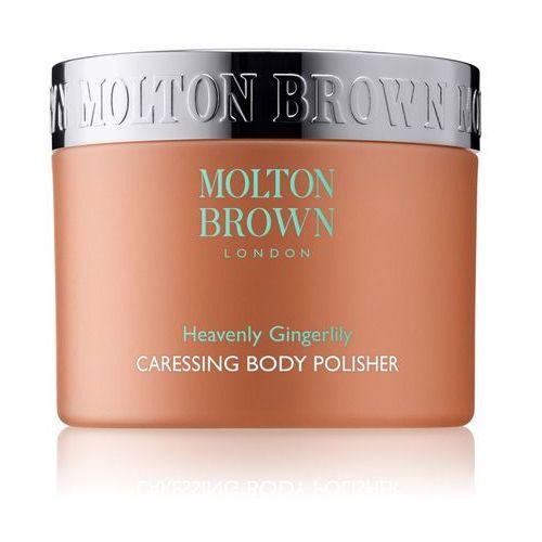 heavenly gingerlily caressing body polisher marki Molton brown