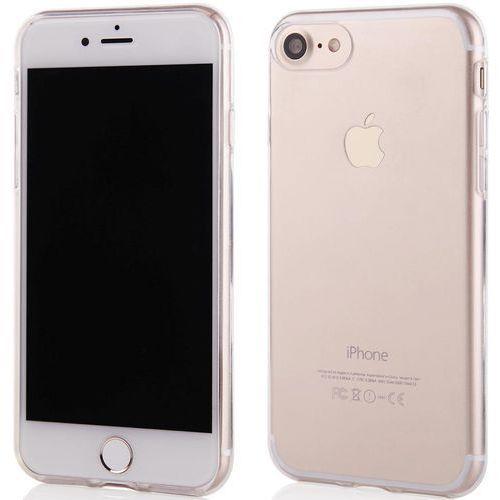 Etui  back case clear do iphone 7 + zamów z dostawą jutro! marki Qult